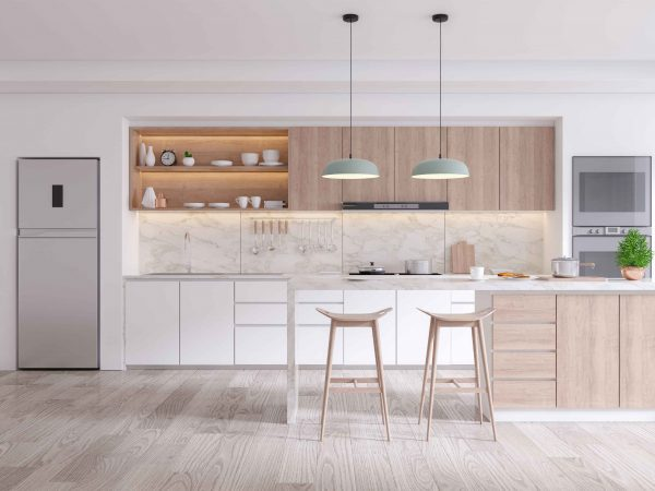 How to choose the perfect colour for your Modular Kitchen